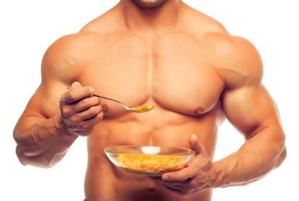 спортивное питание дома